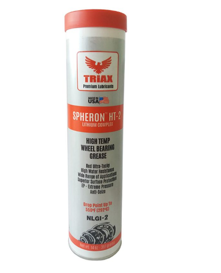 Vaselina de rulmenti TRIAX Spheron HTG-2 High Temp Grease, 300 C, 400g TRIAX
